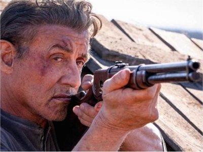 Maléfica y Rambo arriban a las salas de cine del país