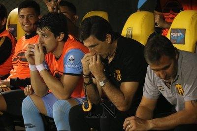 """Gustavo Costas: """"Mi cabeza y todo está en Guaraní ahora"""""""