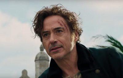 Robert Downey Jr. es Dolittle