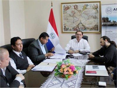 La ANNP ordena  una investigación a  los  puertos cedidos por la Itaipú
