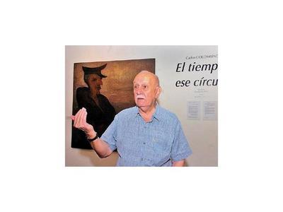 Muestra de arte en simultáneo rinde tributo a Colombino