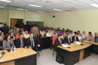 Anulan redención y arresto domiciliario de condenado por multimillonario desfalco a la Cajubi