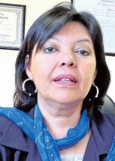 Corte rechaza renuncia de jueza caso Cajubi