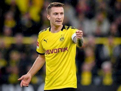 Marco Reus da triunfo al Dortmund ante el líderde la Bundesliga