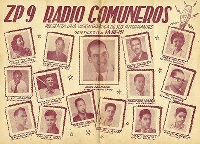 Radio Comuneros, cuna de artistas