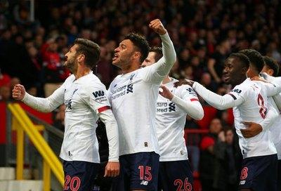 Liverpool rescate un empate en el clásico