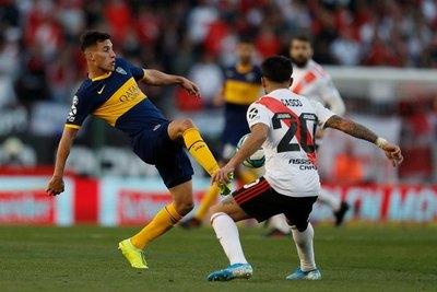El súperclásico Boca-River por un lugar en la final de la Libertadores