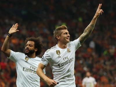 El Real Madrid recupera la calma