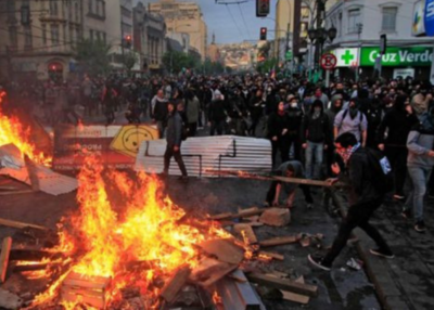 Causa y efecto: La reacción de los empresarios chilenos ante la fuerte crisis