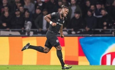 HOY / Batshuayi anula al Ajax