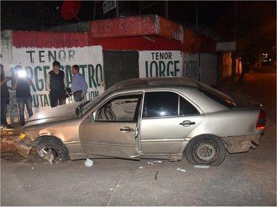 Fallece estudiante que se accidentó en barrio Trinidad de Asunción