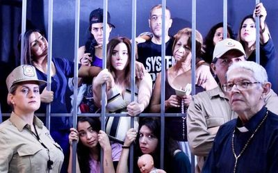 """""""Girondo"""" y la """"Cárcel de mujeres"""" debutan en escena"""