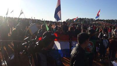 La instrucción es evitar la violencia, dice ministro del Interior