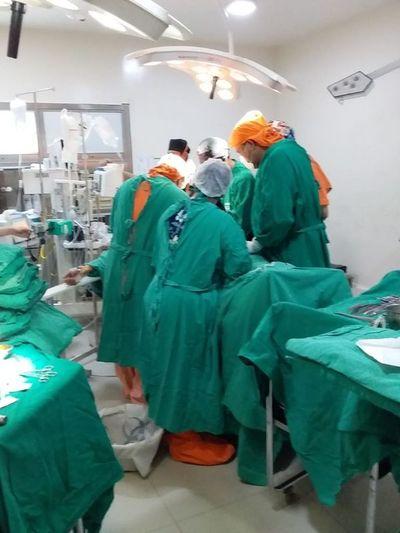 Exitoso trasplante renal en el Hospital Nacional de Itauguá