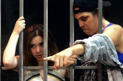 """En el  interior de la """"cárcel de mujeres"""""""