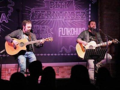 Así fue el concierto de Piti Fernández en Asunción