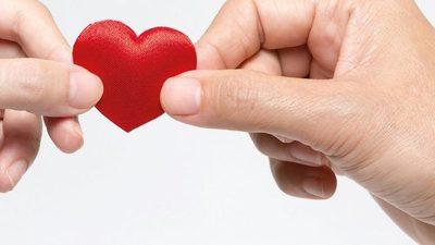 Un acto de amor para 11 personas