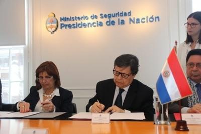 Firman acuerdo para evitar hechos de violencia durante la final de la sudamericana