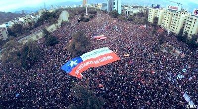 La canción que se convirtió en el himno de las protestas en Chile