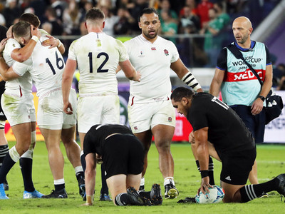 Inglaterra derrota al favorito y es finalista del Mundial de Rugby