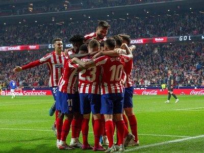 Correa y Oblak reconfortan al Atlético