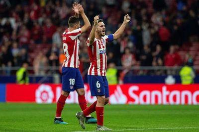 El Atlético despierta en La Liga