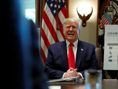 Trump anuncia la muerte de Al Baghdadi, jefe del Estado Islámico
