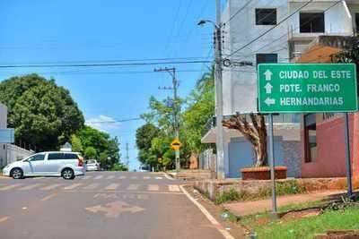 Itaipu y comuna de Ciudad del Este coordinan acciones para obras en el Km7