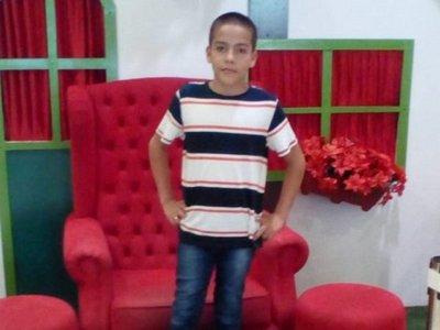 Familiares buscan a niño de 12 años desaparecido en San Lorenzo