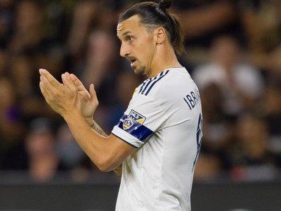 Zlatan lidera el equipo ideal de la MLS