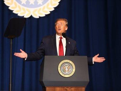 Trump confirma muerte de posible sucesor de Al Bagdadi