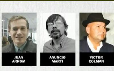 Finlandia analizará la extradición de Arrom, Martí y Colmán