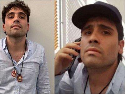 Muestran video de fallida detención del hijo de El Chapo