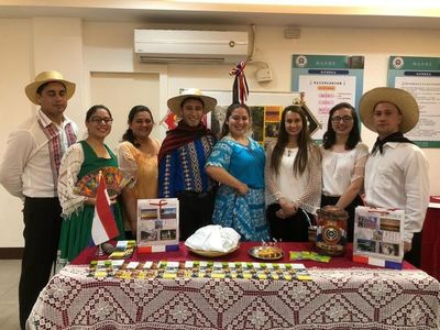 La tradición paraguaya brilla al otro lado del mundo