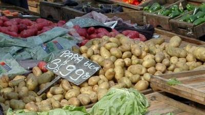 Productores de papa y cebolla se quejan del contrabando