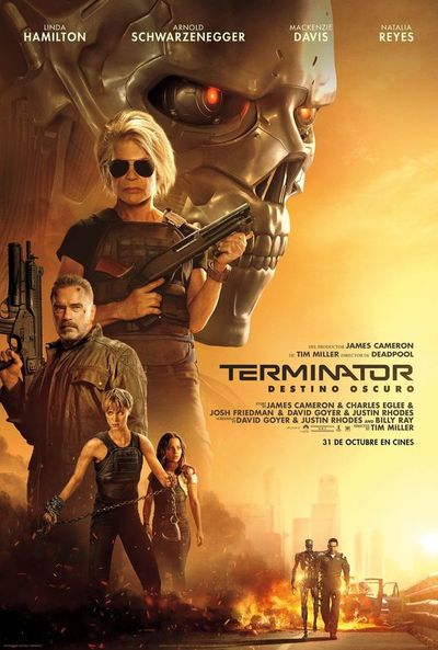 Terminator: Destino Oculto (2D)