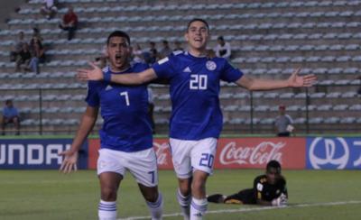 HOY / Un fulminante Paraguay derrota por goleada a Islas Salomón