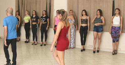 Candidatas a Miss Bombonazo se alistan para el 16 de noviembre