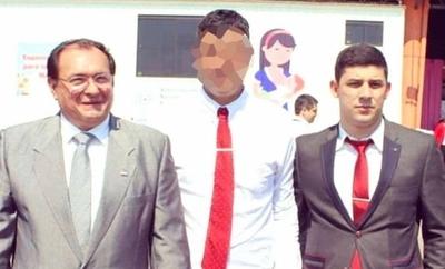 HOY / Retamozo ubicó a locutor, hija de encargado y a sobrino de juez