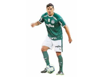 El Verdão, de Gómez, golea