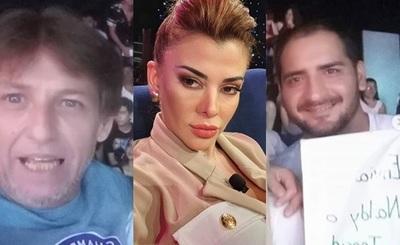 Marly Figueredo quiso que Luma López le gané a Naldy en la votación telefónica