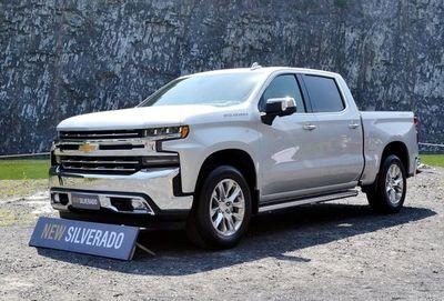 Lanzan la nueva Chevrolet Silverado 2020, tipo pick