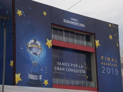 Salud prepara fuerte cobertura para final de la Sudamericana