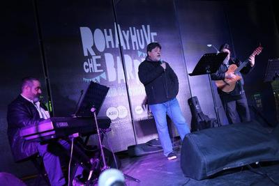Ricardo Flecha y Sincopados cierran 'Rohayhuve che barrio' en el Bañado Tacumbú