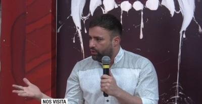 Carlos 'el Cubano' denunció amenaza de muerte