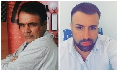 """El Profe Mazier trató de """"degenerado"""" a Carlos Travieso"""