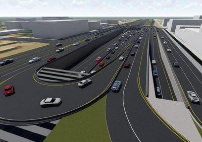 """App """"Obras ITAIPU"""" facilitará información sobre desvíos en zona de multiviaducto"""