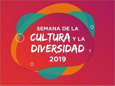 Cultura anuncia inicio de la Semana de la Cultura y la Diversidad