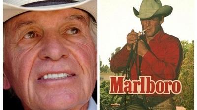 """Muere """"el hombre Marlboro"""", sin haber fumado en su vida"""