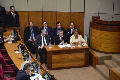 "Celeste Amarilla trató de ""coimeros"" a ministros del TSJE"